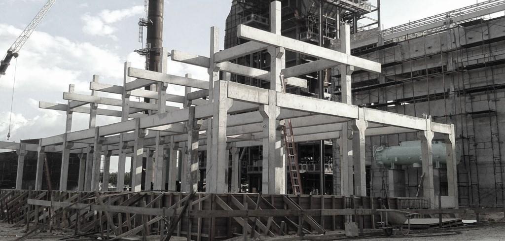 Construtora de galpão pré-moldado em Santos