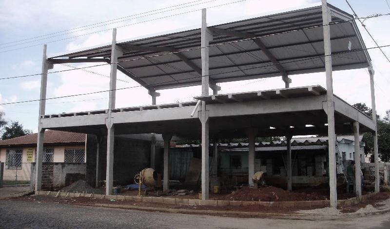 Construtora de galpão pré-moldado em São Carlos