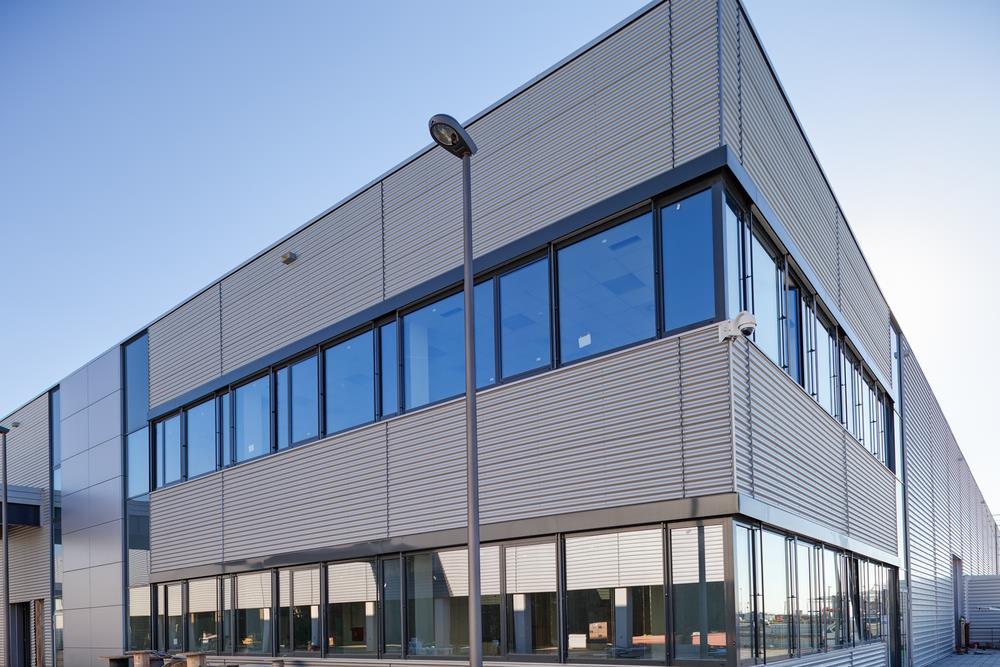 Custo m2 construção galpão industrial