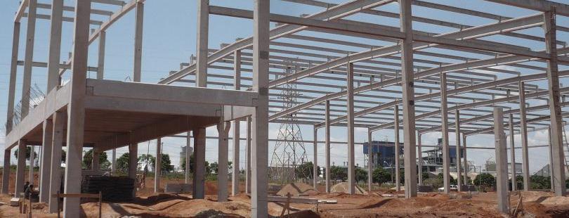 Pré-fabricados de concreto preço